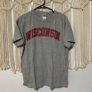 Other - Wisconsin college tee